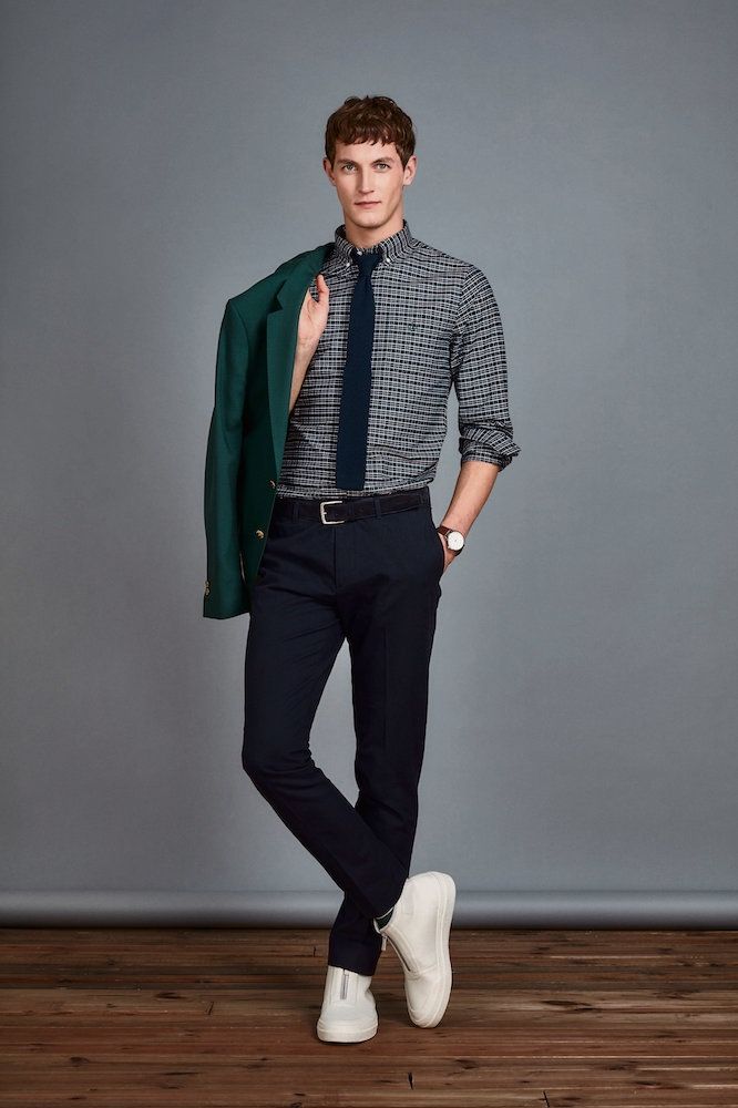 Dress code – Smart casual (Gant)